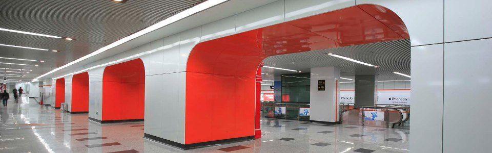 Ultranamel Vitreous Enamel Panel Anti Graffiti Cladding Cladding Panels Cladding Paneling