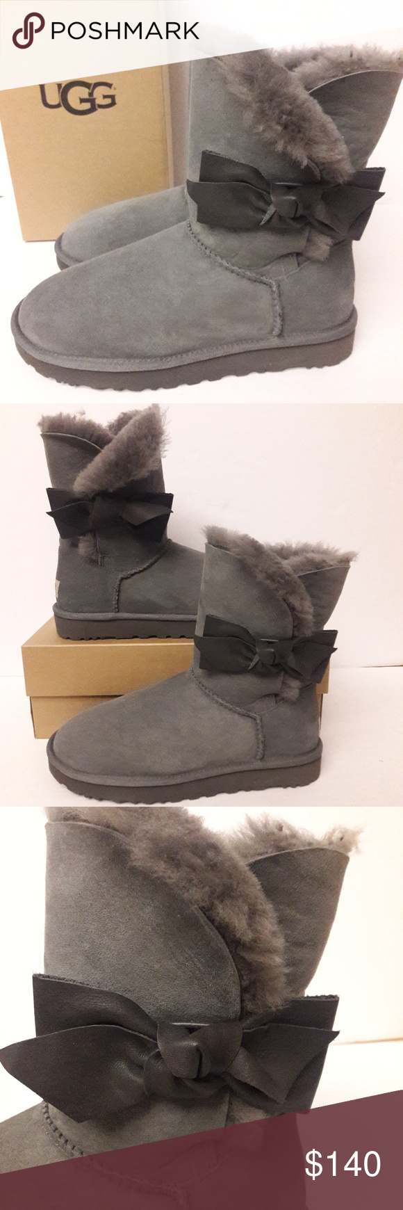 de4eb585d87 New UGG Boots Size 8 NWOB Women's gorgeous UGG boots in Grey. Size 8 ...