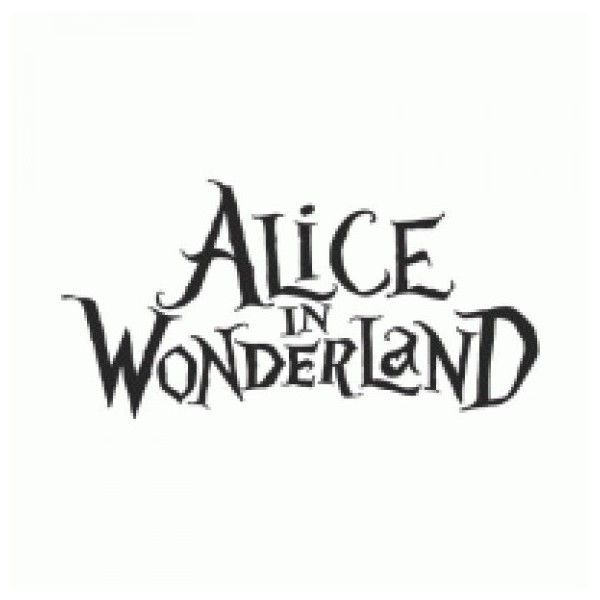 Alice in Wonderland (2010) ❤ liked on Polyvore featuring words, fillers, alice in wonderland, text, backgrounds, phrase, quotes and saying