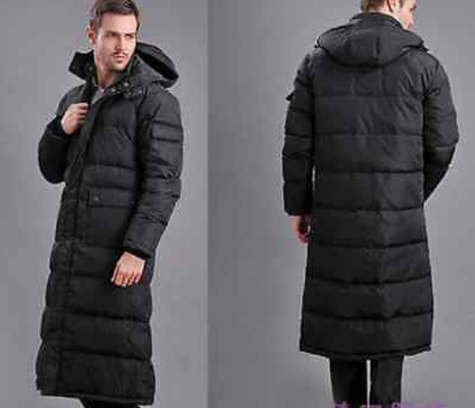 06f3b1a75 52.19 | HOT Winter Mens Duck down jacket Long Puffer Warm Coat ...
