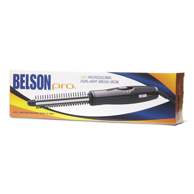 Belson Curlmaster 1 2 Inch Brush Iron Brush Professional Brushes Iron