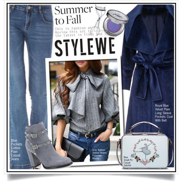 #stylewe by ewa-naukowicz-wojcik on Polyvore featuring moda, Valentino, Urban…