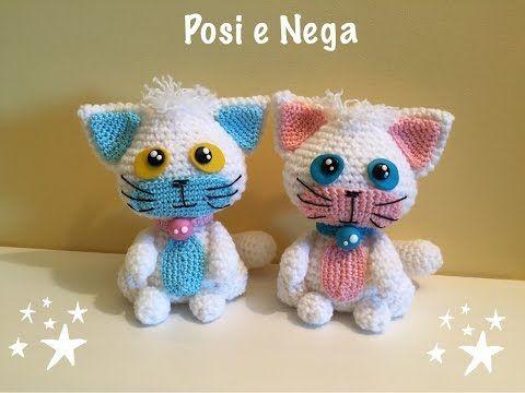 Amigurumis Gatos Patrones Gratis : Nucaxa gato amigurumi amigurumis gato italiano y