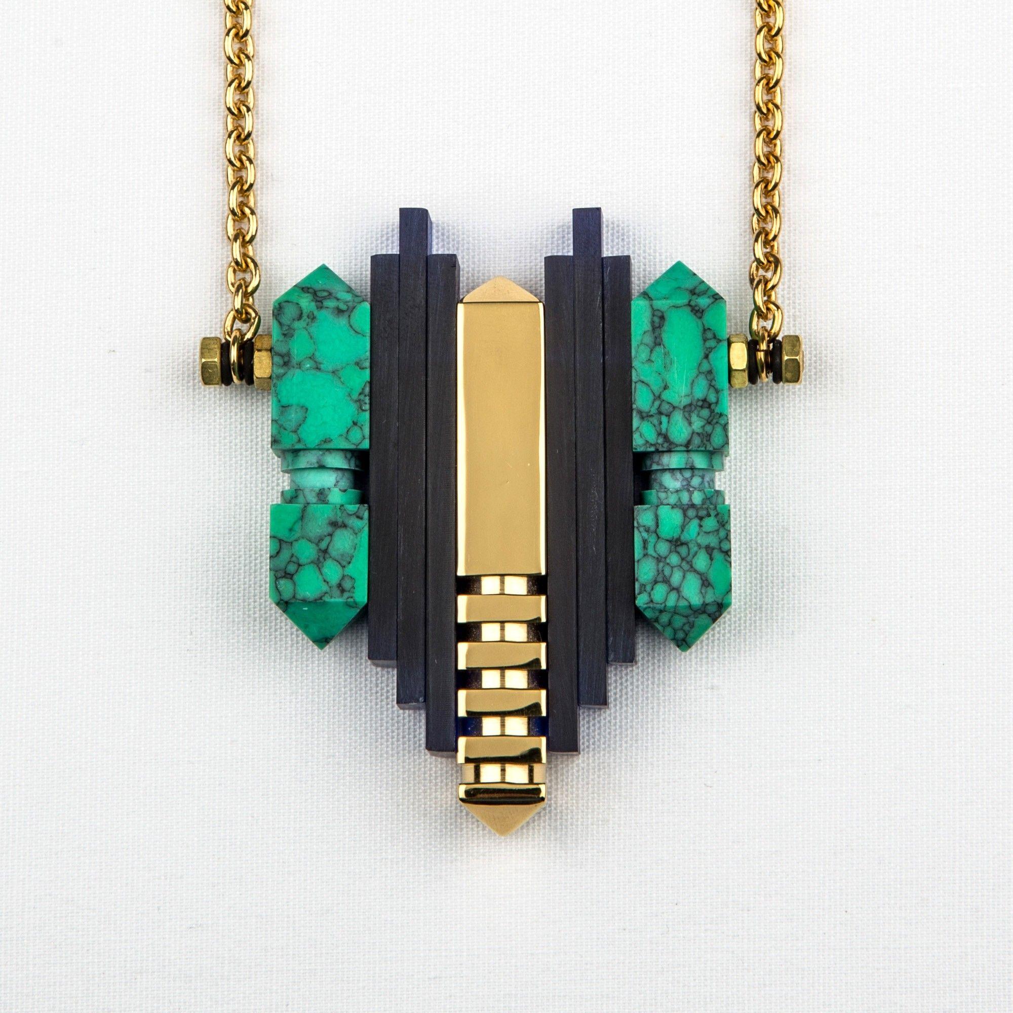 JEWELLERY - Necklaces Lily Kamper OJOOluzxM