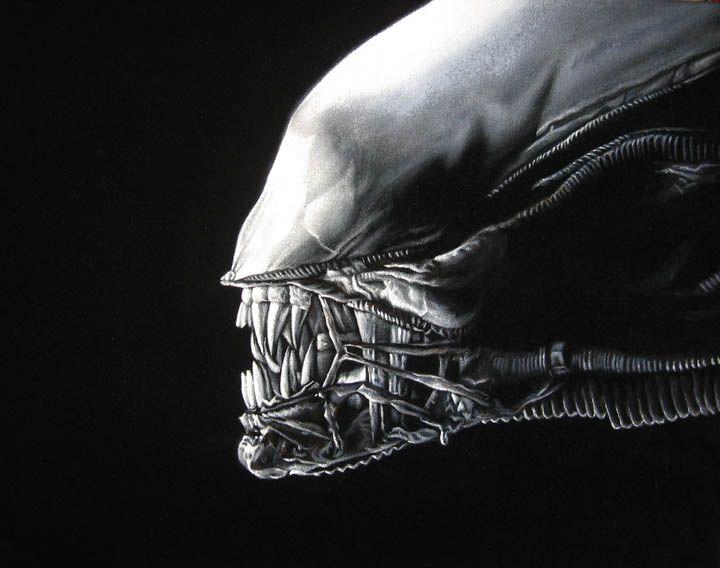 Alien - Bruce White