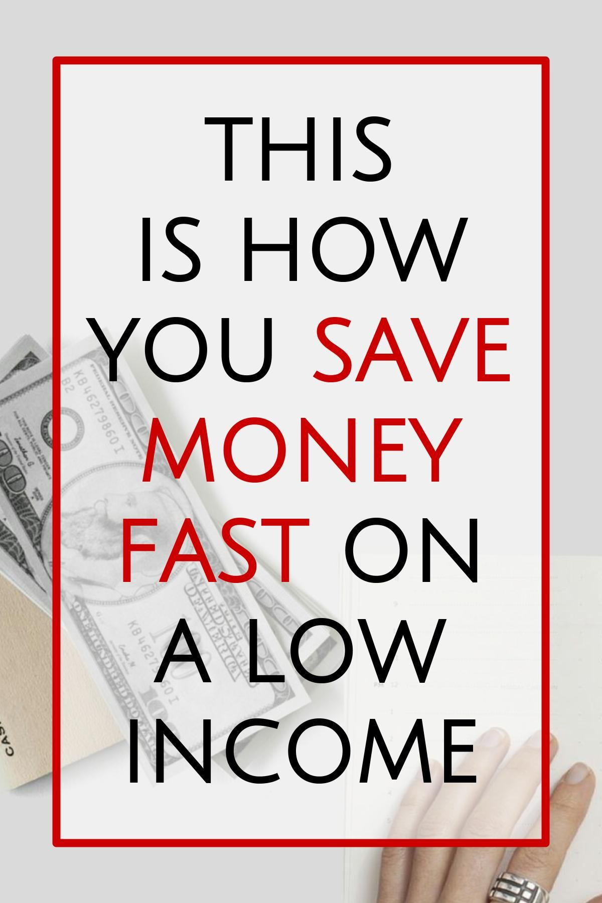 10 Ways We Saved 30 000 Fast On A Low Income In Only 1