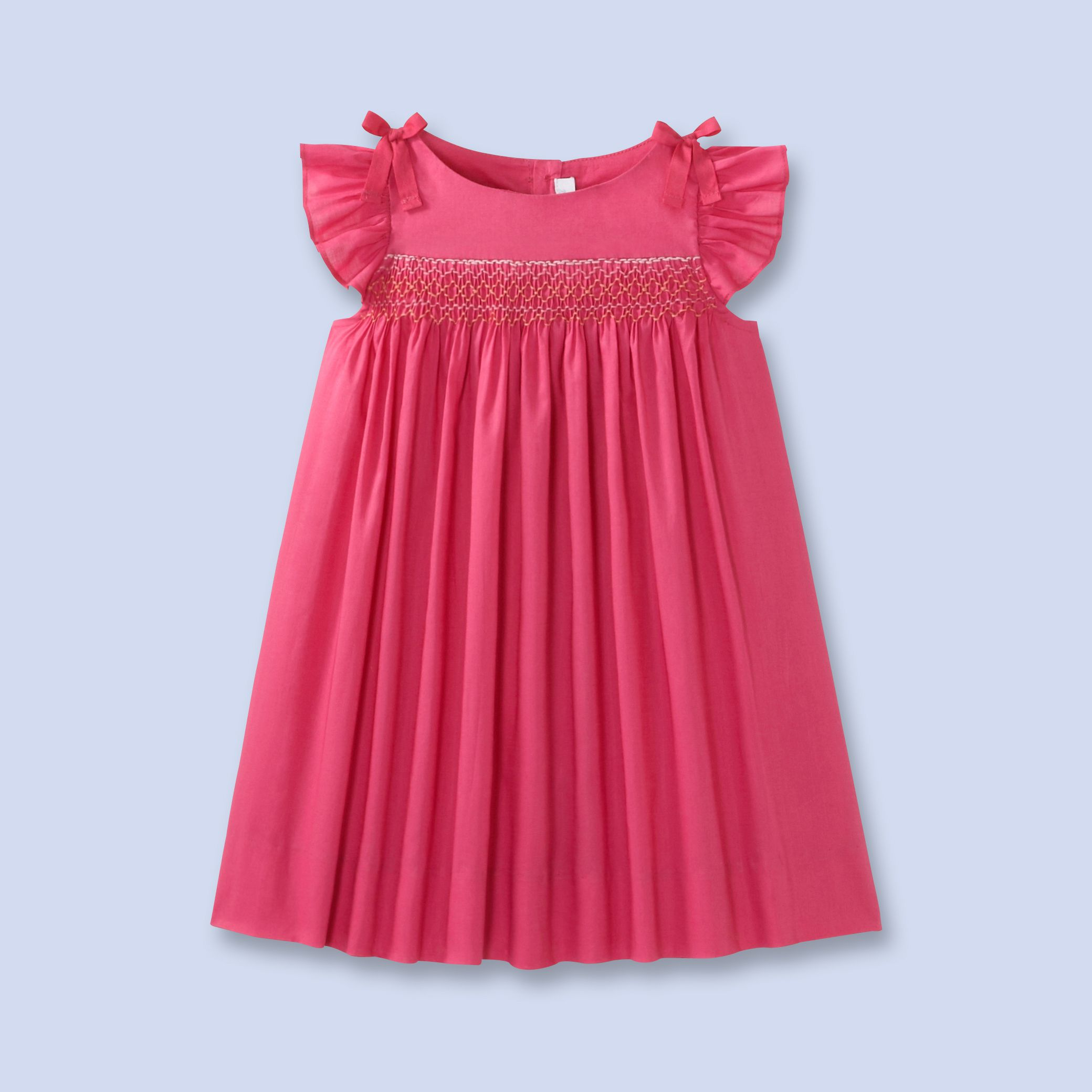 Hand smocked dress for baby girl Smocking Ideas