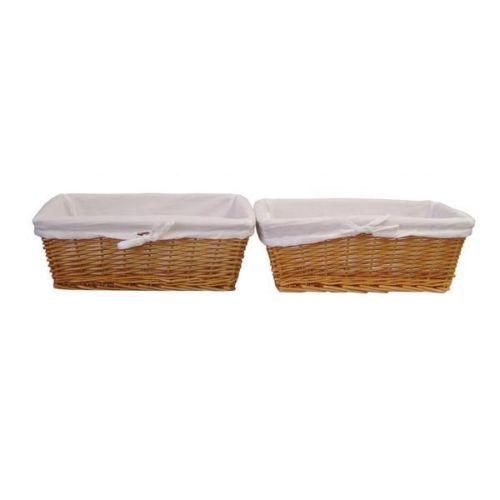 Flat Decorative Baskets Storage Baskets Wicker Baskets Home Decor Home Storage