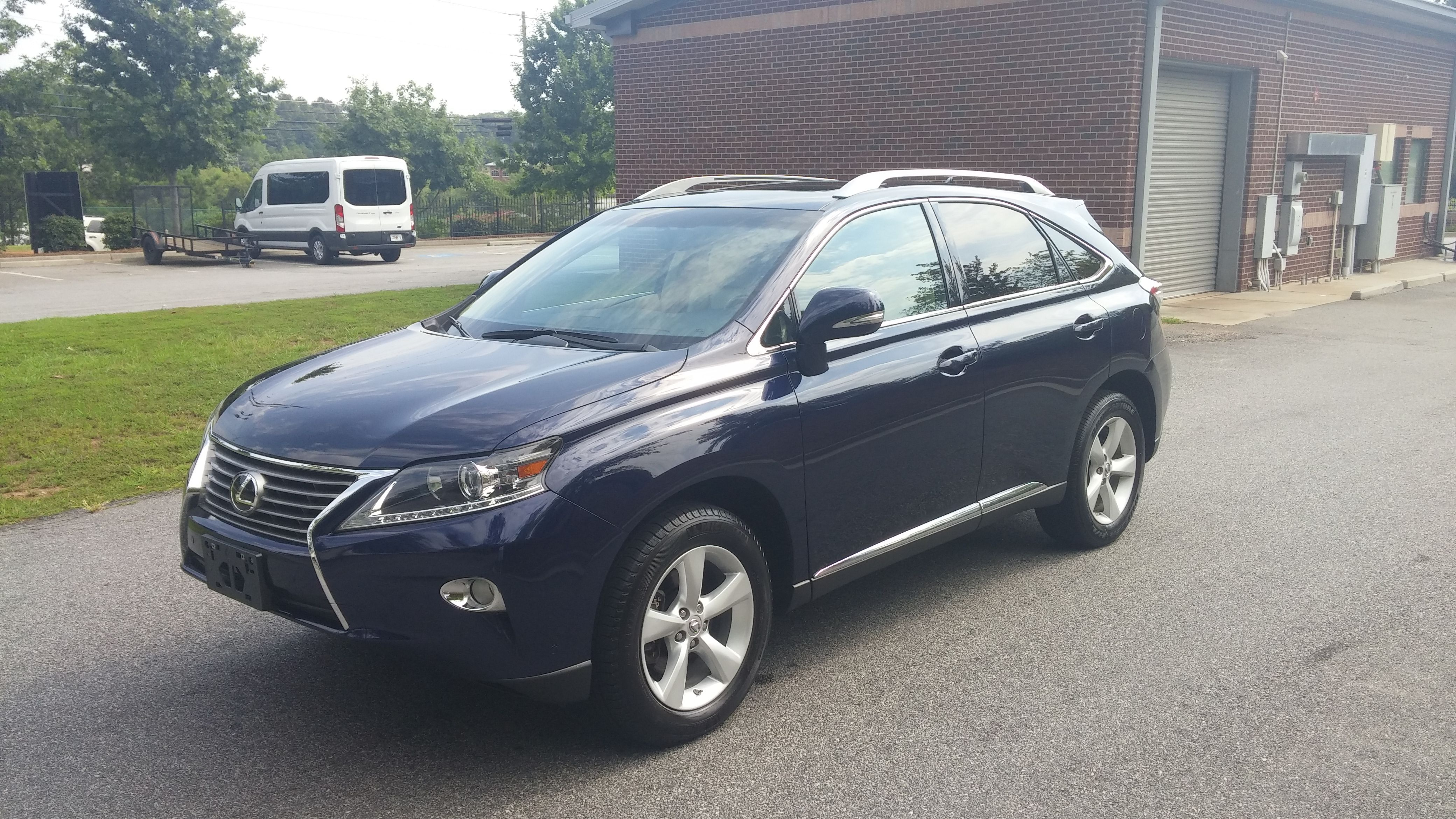 lexus suv pin lease rx awd unit work miles off