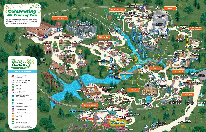 7e3338362a7961de46bacba024710bc5 - Busch Gardens Two Park Fun Card