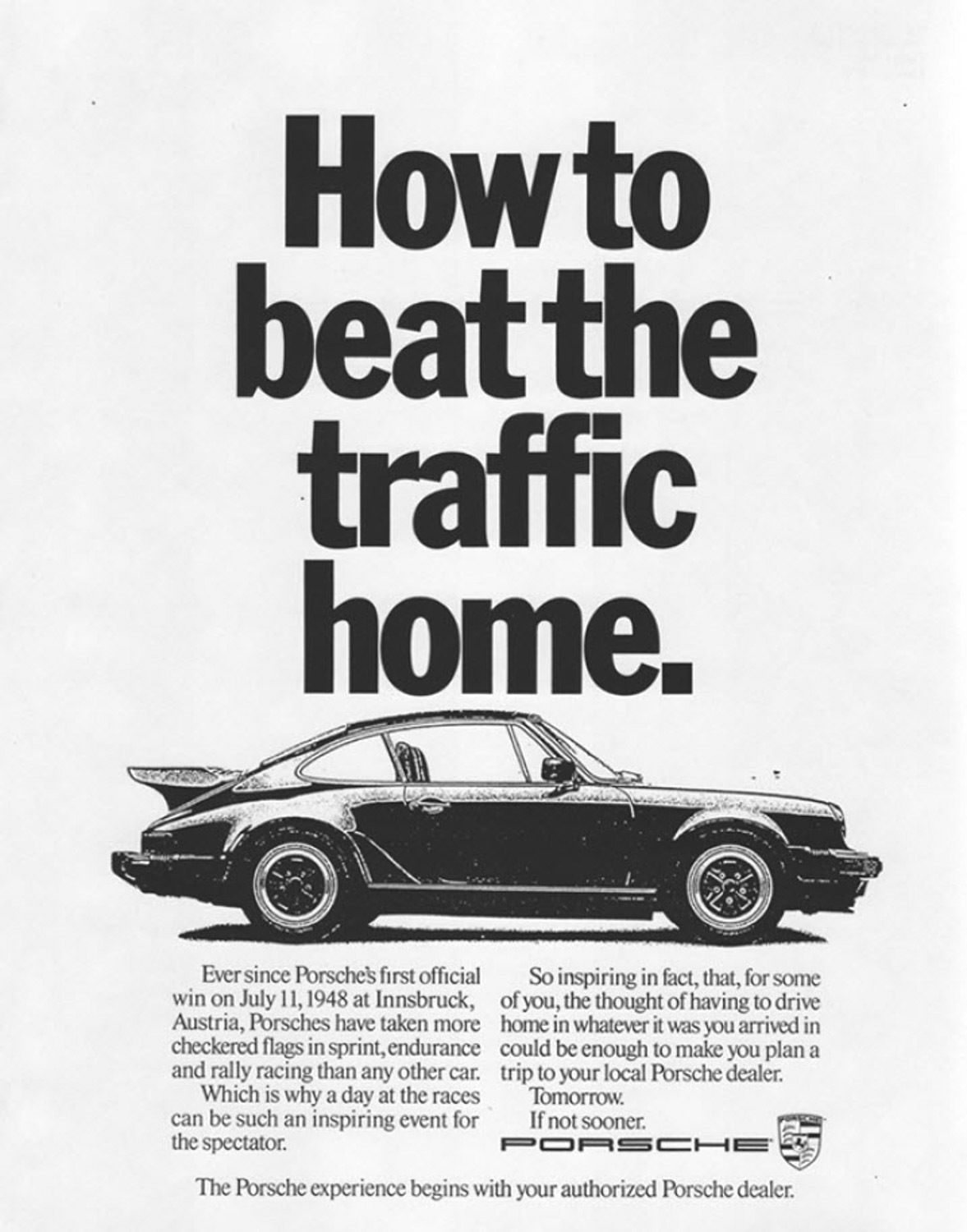 The Best Car Ads Of The S