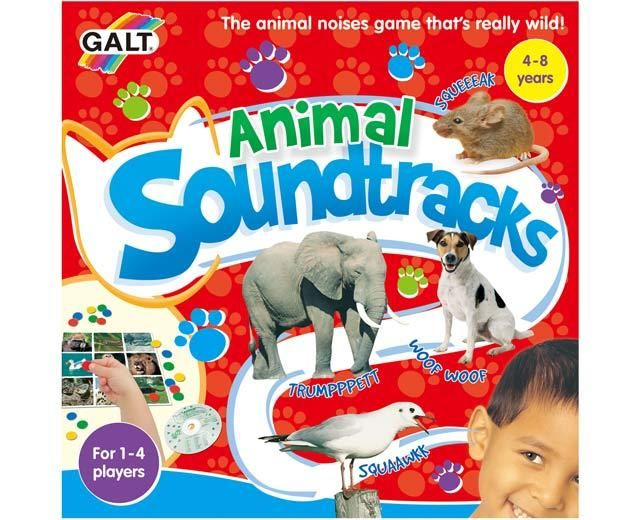 Galt Toys Animal Soundtracks