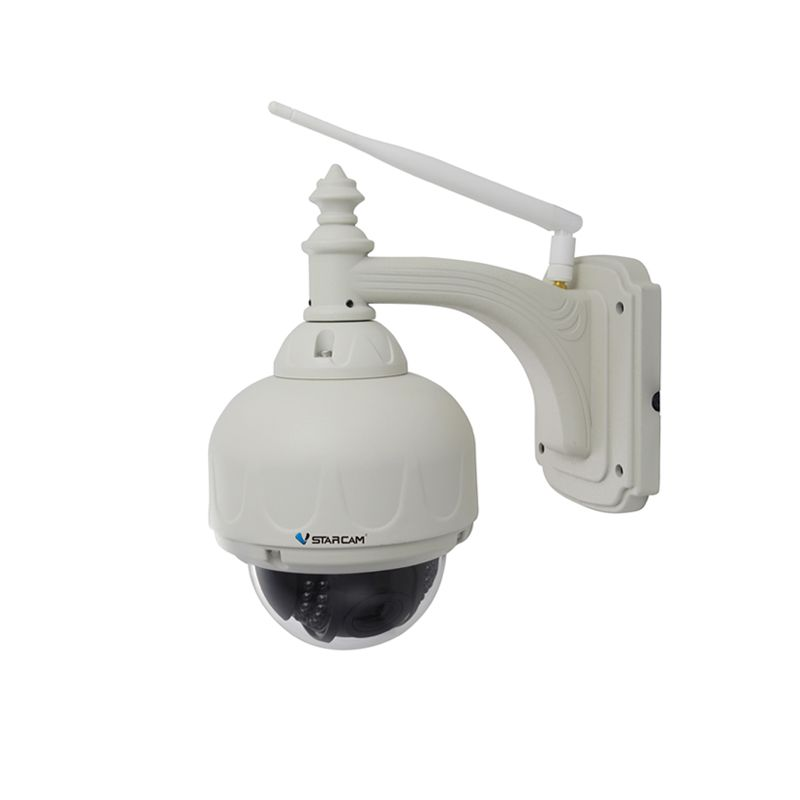 Vtsarcam C7833 X4 Outdoor Ip Camera Pan Tilt Wireless Waterproof Ip66 Onvif Night Vision 2 8 12mm Support Onvif Axis Ip Camera Wireless Ip Camera Dome Camera