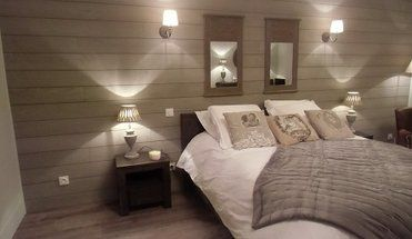 La suite parentale d co for Deco chambre cocooning