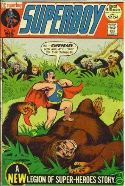 Superboy Covers #150-199
