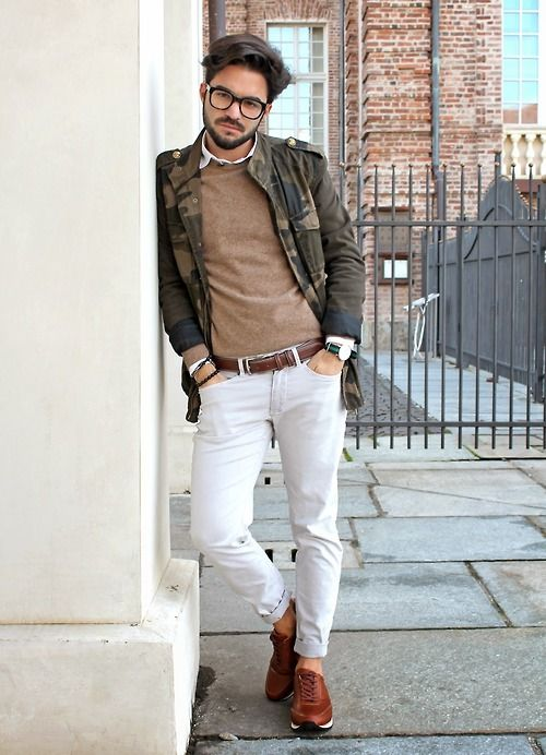 MenStyle1- Men's Style Blog - Inspiration #62. FOLLOW : Guidomaggi Shoes...