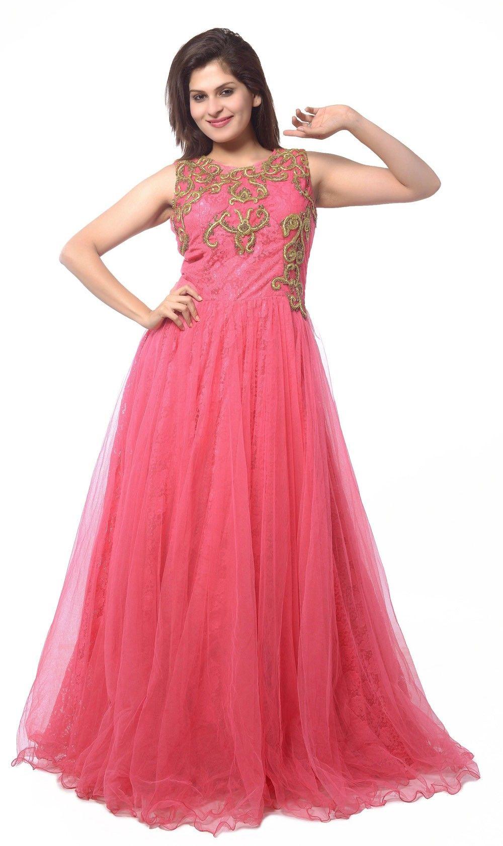 Designer evening dresses india | my kurtis | Pinterest | Dress ...