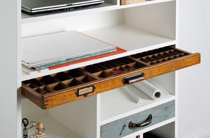 letterpress drawer #stylecure
