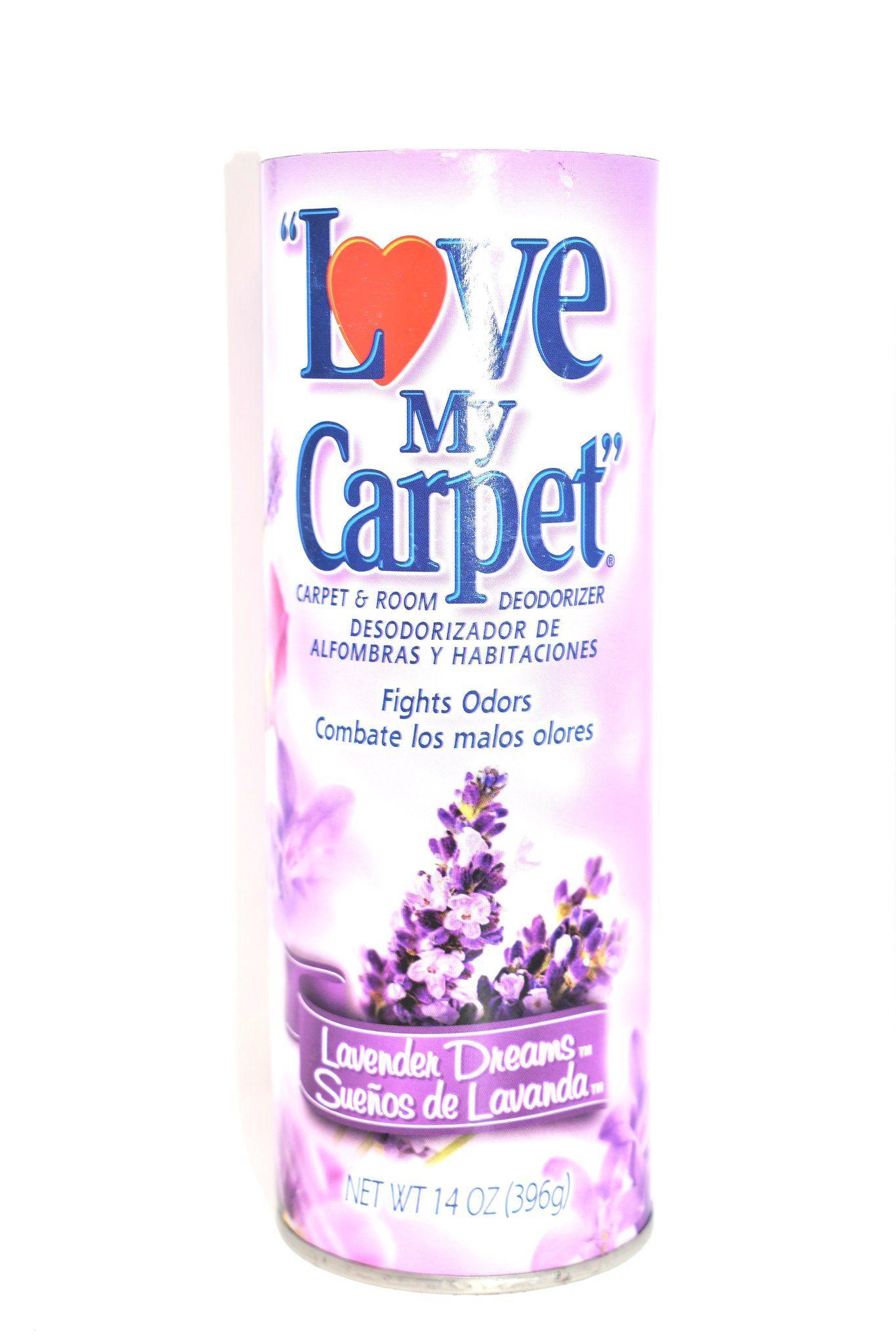 Love My Carpet Lavender Dreams Carpet Room Deodorizer 14 Oz Marketcol Room Deodorizer Lavender Fragrance Deodorant