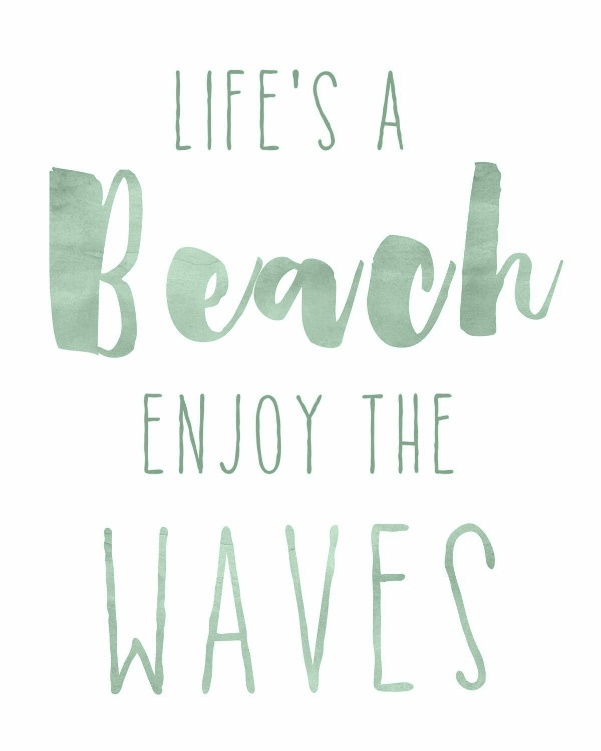 Pin By Suzi K On Waves Pinterest Beach Quotes Quotes And