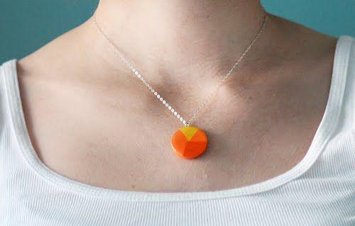 Make pie chart paper pendants how about orange favorite make pie chart paper pendants how about orange aloadofball Images