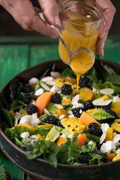 Wundervolle Salat-Idee