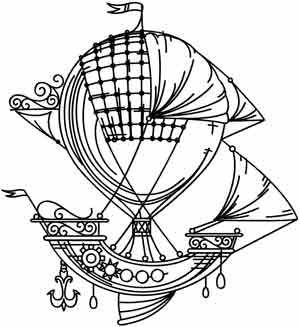 Balloon Voyage design (UTH3823) from UrbanThreads.com- top