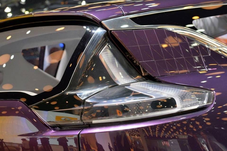 Renault Initiale Paris Konsept: 2013 Frankfurt Otomobil Fuarında #IAA