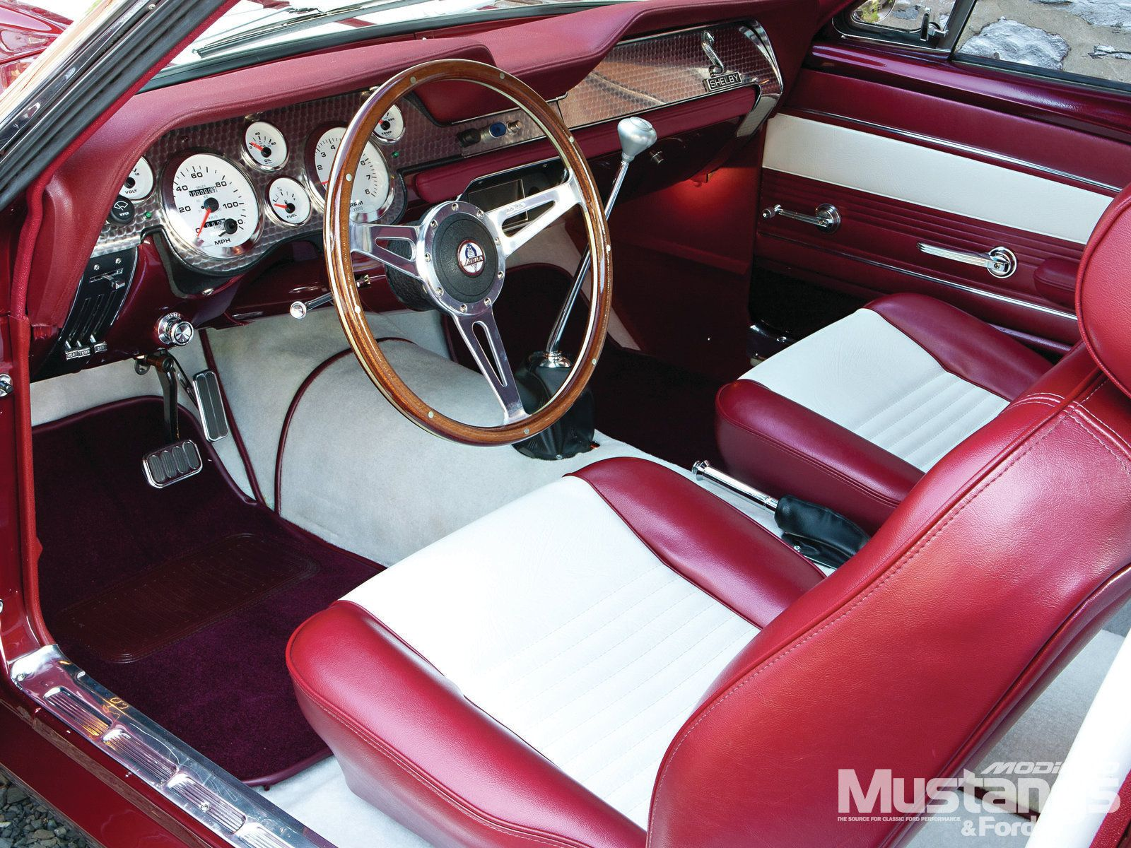 1967 Ford Mustang Fastback I Would Kill For An Interior Like