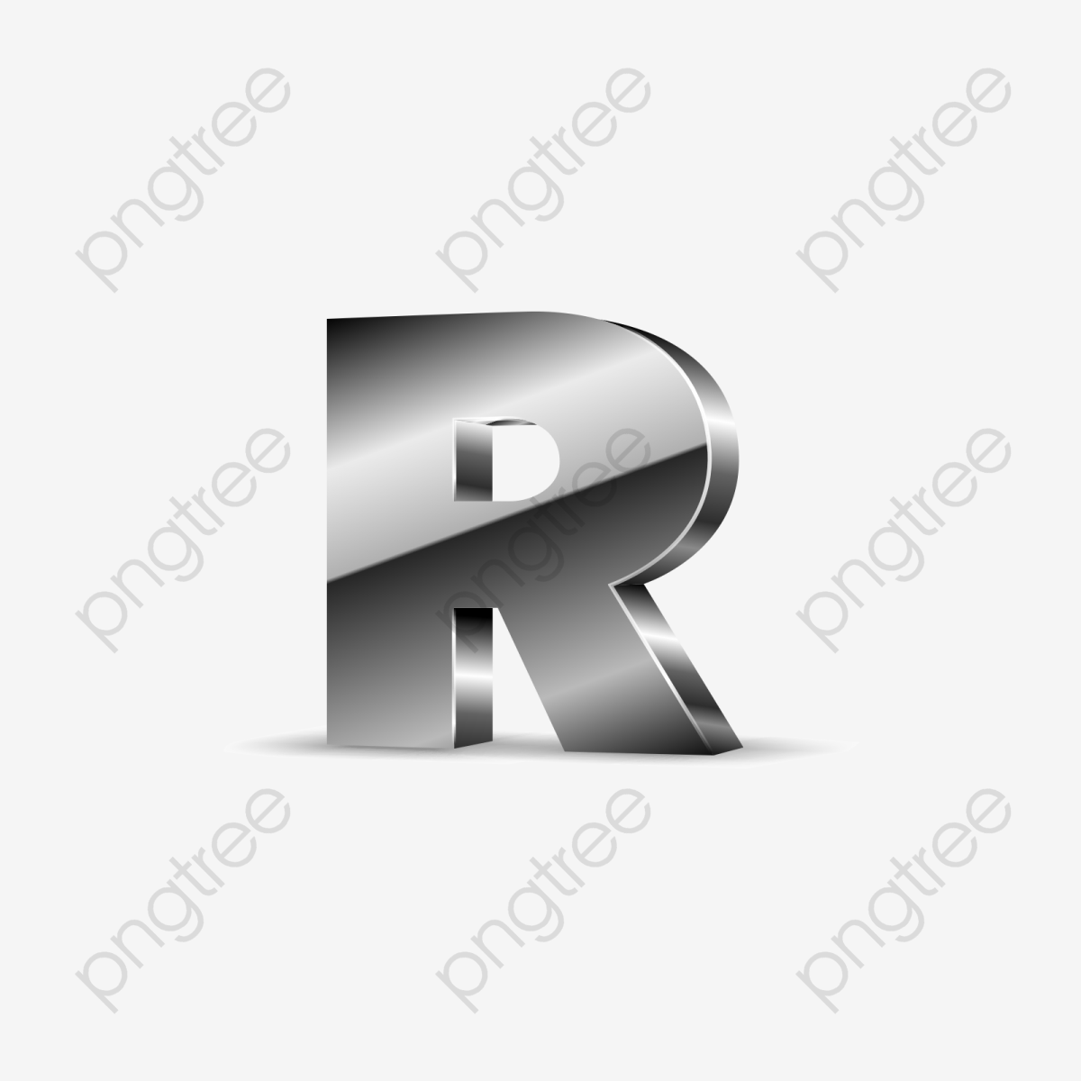 Silver Black Letters R Black Vector Silvery Black Png Transparent Clipart Image And Psd File For Free Download Black Letter Letter R Types Of Lettering