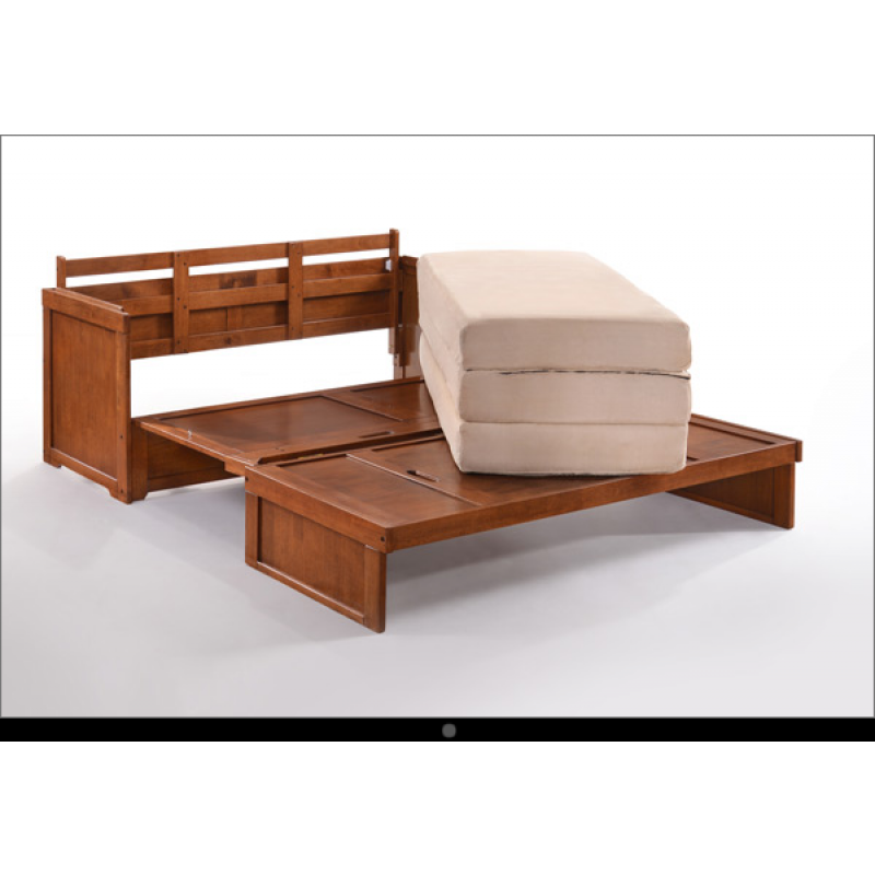 Night and Day Cherry Cube Bed Bed Store