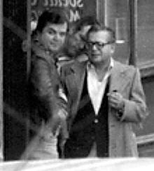 Bonanno mobsters Massino and Marangello.