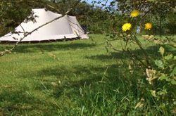 Keraluic - rustiek kamperen Bretagne