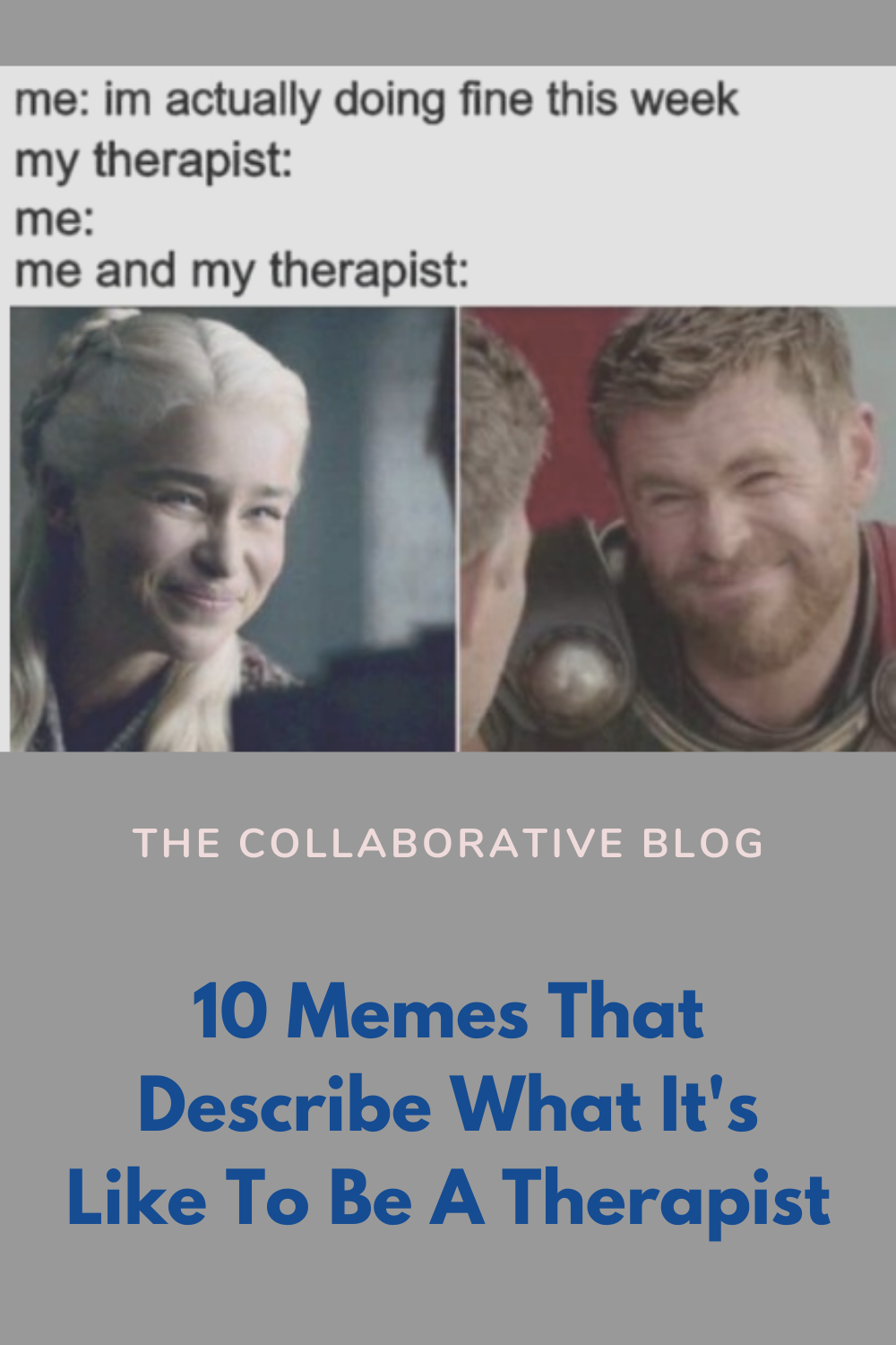 10 Memes That Describe What It S Like To Be A Therapist What Is Like Memes Therapist