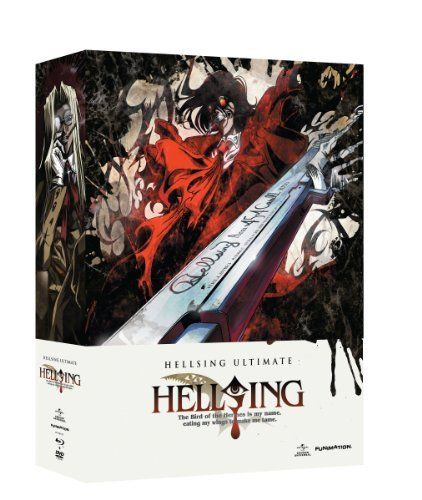 Hellsing Ultimate: Volumes 5-8 Collection (Blu-ray/DVD Combo) Blu-ray ~ Crispin Freeman, http://www.amazon.com/dp/B008YRL7H6/ref=cm_sw_r_pi_dp_hTRlrb043R5TN