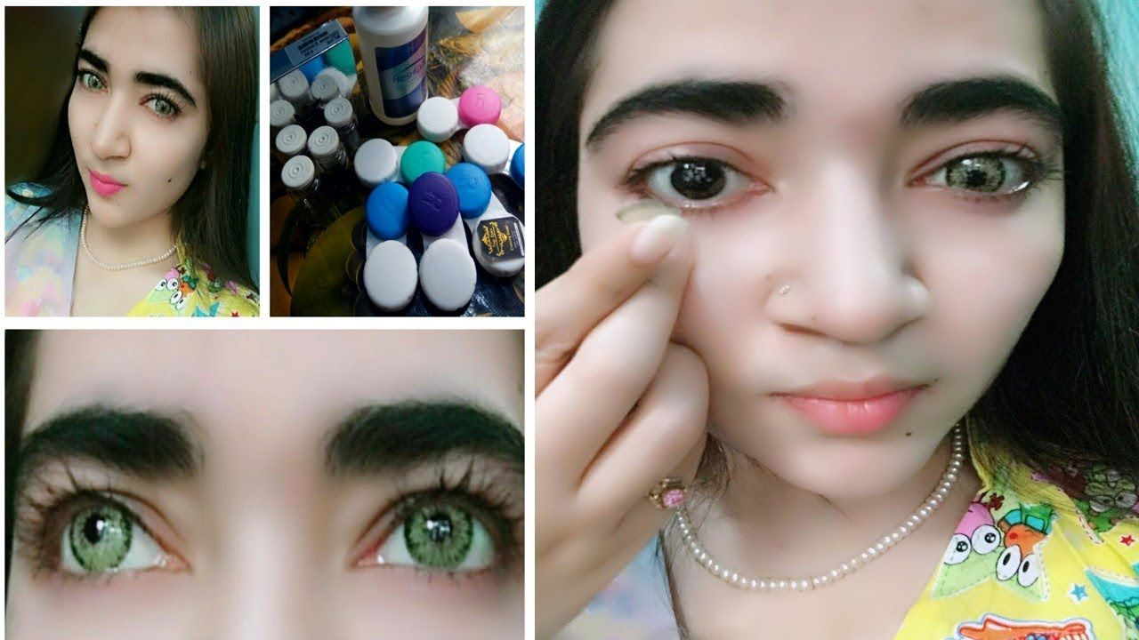 How To Apply Contact LensesThe Easiest Way to Put Lenses