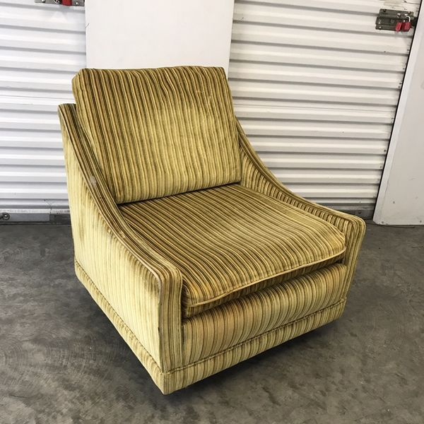 mid century 70s velvet lounge chair for sale in los angeles ca furniture chair chairs for. Black Bedroom Furniture Sets. Home Design Ideas