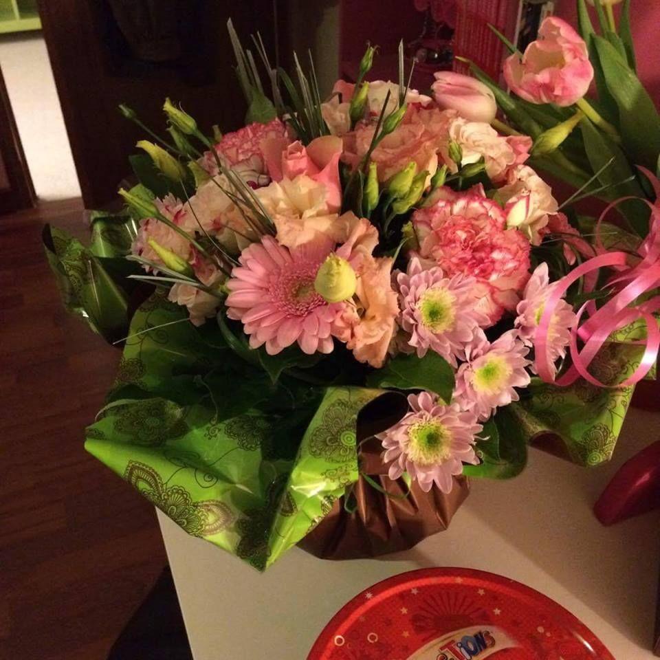 Bouquet Re U Par V Ro Bo Fleurs Bouquet Flowers Cadeau Gift