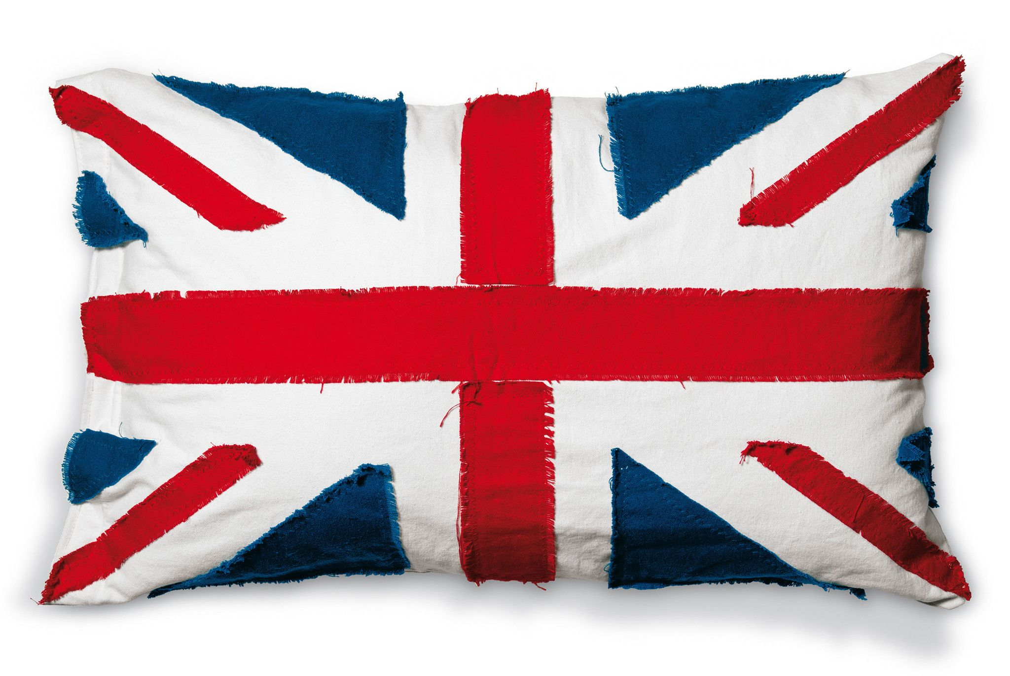 Flags Cushion United Kingdom design by Seletti