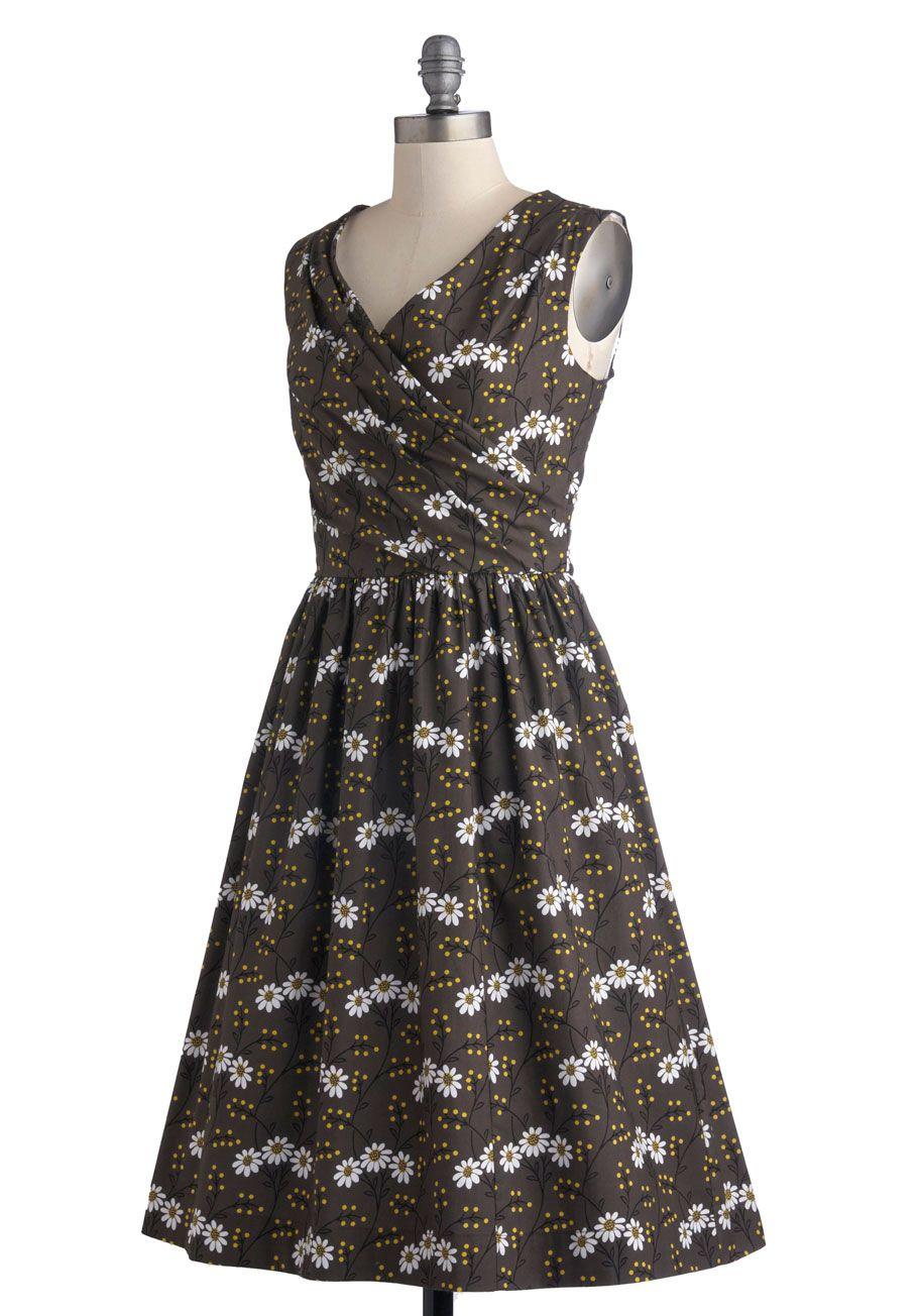 Garden Gambol Dress | Mod Retro Vintage Dresses | ModCloth.com