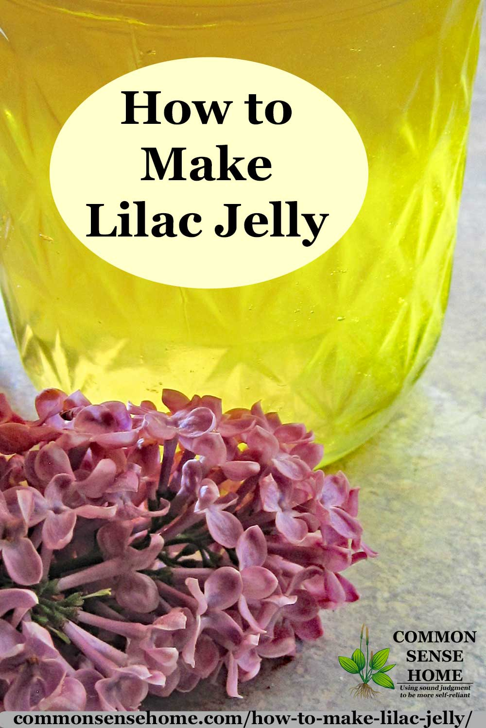 Lilac Jelly Recipe Jelly Recipes Canning Recipes Edible Gifts
