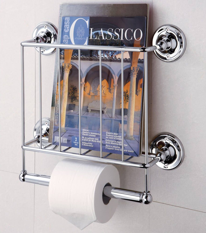 wall mount magazine rack toilet. 23 Practical And Gorgeous Bathroom Magazine Racks You Will Love Wall Mount Rack Toilet L