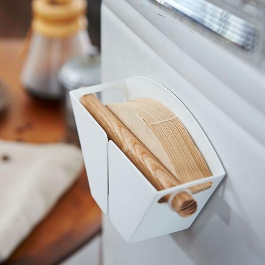 Magnetic Coffee Filter Holder | west elm