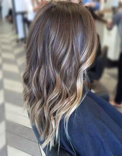 Pin by Theresa Faldet on Balayage Hair color balayage