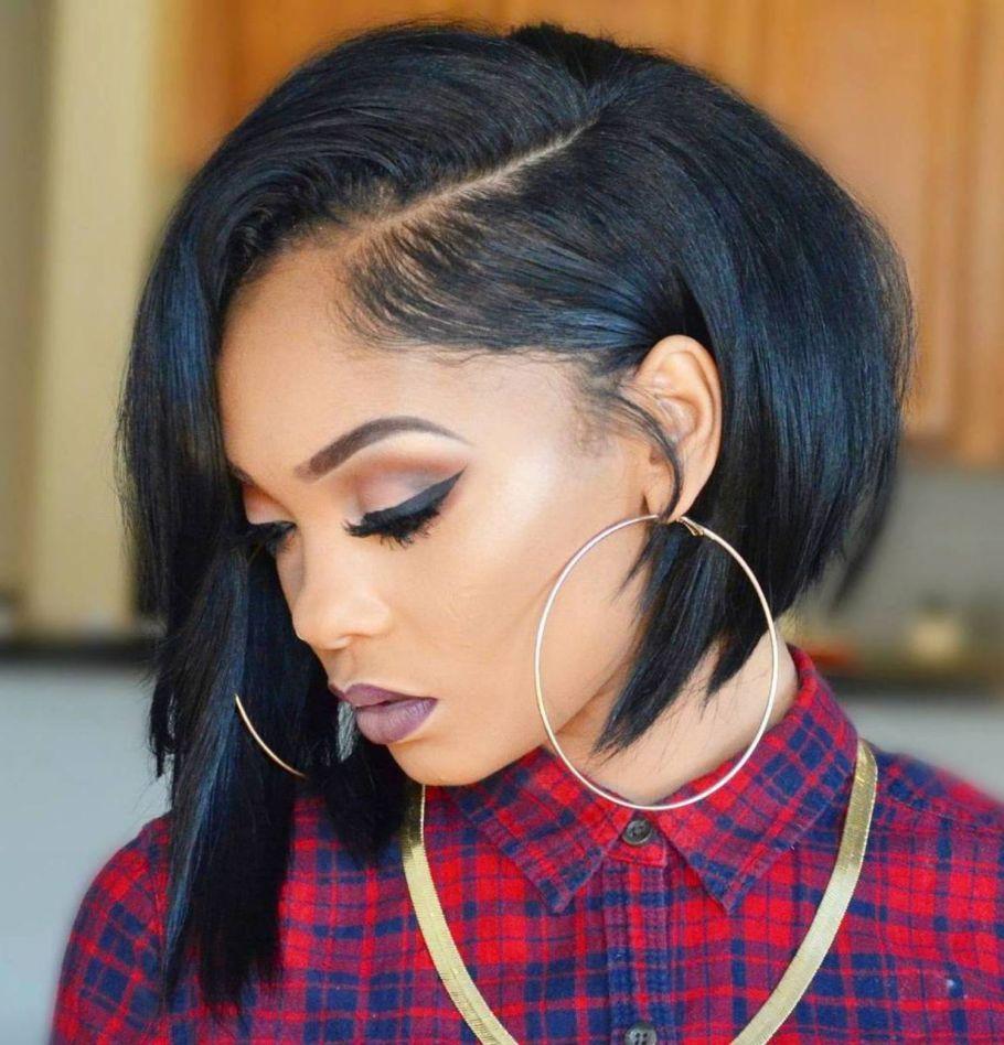 showiest bob haircuts for black women in hair pinterest