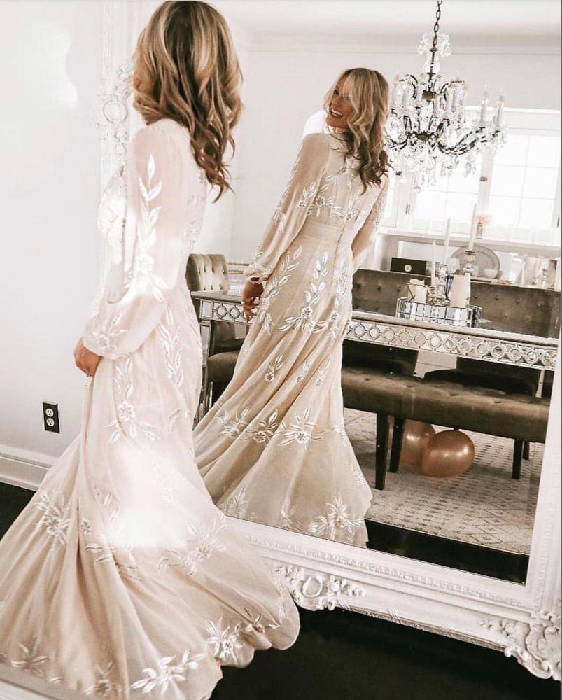 18++ Bhldn belize dress info