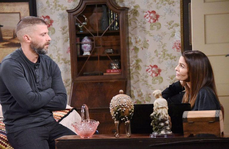 Explore exclusive Days of our Lives photo galleries only on NBC.com. Hope receives news about her fate..