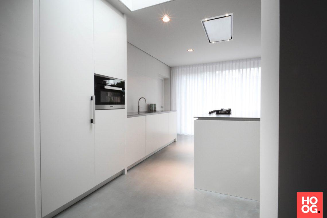 Ecker interieur keukens bijzonder keukenontwerp hoog