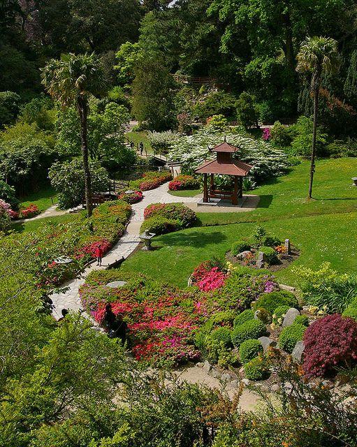 Powerscourt Japanese Garden, Wicklow, Ireland