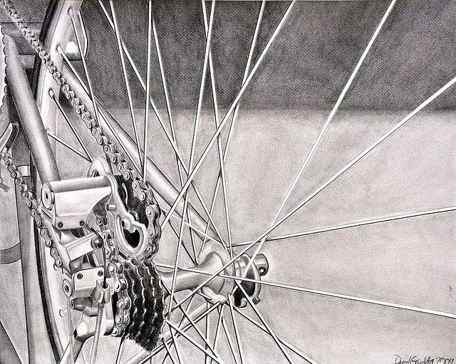 Risd Bicycle Drawing Drawing Pinterest Bicycle Drawing